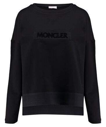 "Moncler - Damen Sweatshirt ""Maglia"""