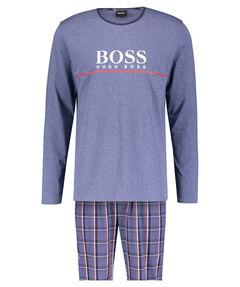 """Herren Pyjama """"Long Set"""""""