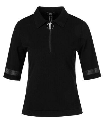 Marc Cain - Damen Poloshirt Kurzarm