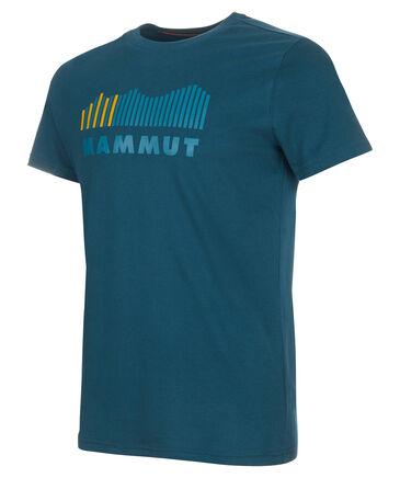 """Mammut - Herren T-Shirt """"Seile"""""""