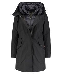 "Damen Doppeljacke ""Eco Long Military"""