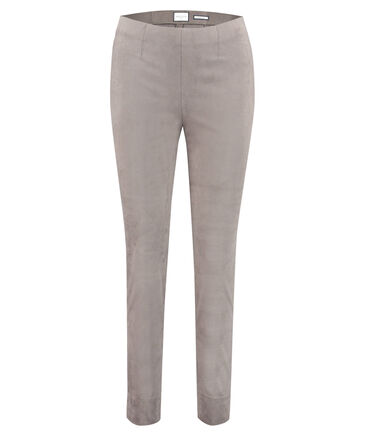 "Seductive - Damen Leggings ""Sabrina"" in Velourslederoptik Skinny Fit"