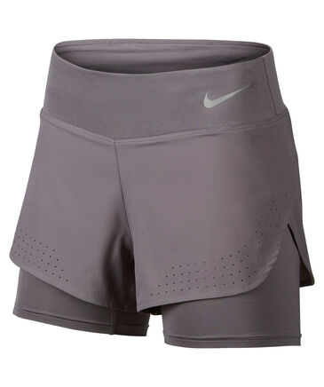 "Nike - Damen Laufshorts ""Eclipse 2-in-1"""