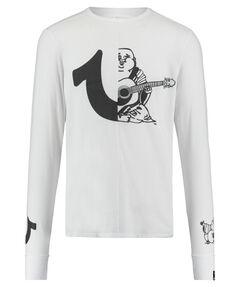 "Herren Shirt ""2 Logo Longsleeve"" Langarm"