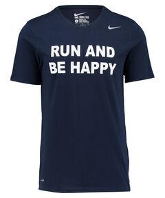 """Herren Laufshirt """"Run and be happy Dri Fit  2.0"""""""