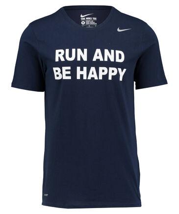 """Nike - Herren Laufshirt """"Run and be happy Dri Fit  2.0"""""""