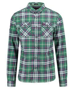 "Herren Hemd ""Lumberjack Lite"" Classic Fit Langarm"