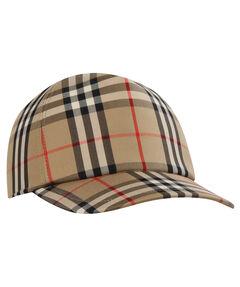 "Herren Baseball-Cap  ""Check Trucker"""