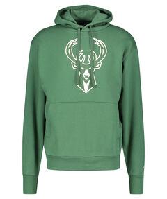 "Herren Sweatshirt ""NBA Milwaukee Bucks Essential"" mit Kapuze"
