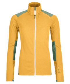 "Damen Fleecejacke ""Light Grid"""