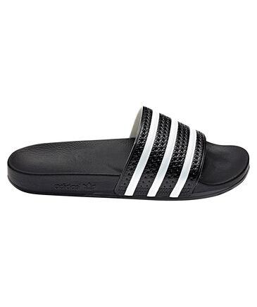 """adidas Originals - Herren Badeschuhe """"Adilette core black"""""""