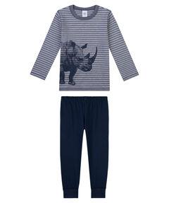 Jungen Pyjama lang zweiteilig