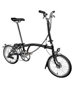 """Faltrad """"LD Ausstattung mit H-Lenker, Schutzblechen, Shimano Bereifung, Dynamo und Licht, 6 Gang Schaltung"""" - faltbar"""