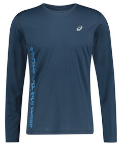 "Herren Laufsport Shirt ""SMSB Run"" Langarm"