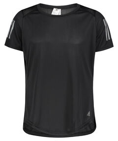 "Damen Laufshirt ""Own The Run"" Kurzarm - Plus Size"