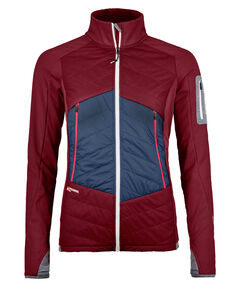 "Damen Fleece- und Powerstretchjacke ""Swisswool Piz Roseg Jacket"""