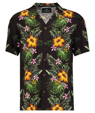 "Scotch & Soda - Herren Hemd ""Hawaii Fit"" Kurzarm"