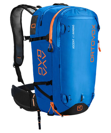 """Ortovox - Skitourenrucksack """"Ascent 40 Avabag Kit """" inkl. Avabag Unit"""