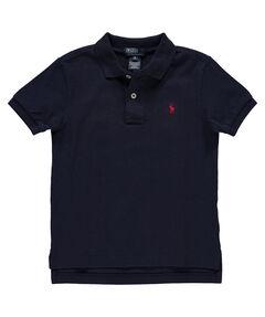 Jungen Poloshirt Kurzarm