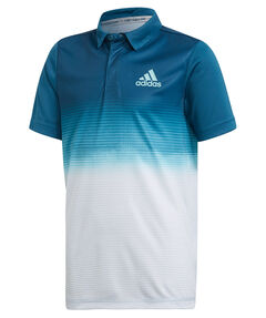 "Jungen Tennis-Poloshirt ""Parley"" Regular Fit Kurzarm"