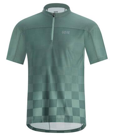 "GORE® Wear - Herren Trikot ""C3 Chess Zip"" Kurzarm"