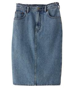 Damen Jeansrock Regular Fit