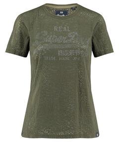 "Damen T-Shirt ""Vintage Logo Burn Out Entry Tee"""