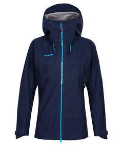 "Damen Trekkingjacke ""Crater HS Hooded Jacket"""