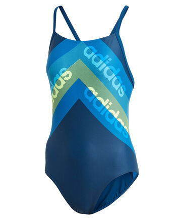 "adidas Performance - Damen Badeanzug ""Athly light graphic swimsuit"""