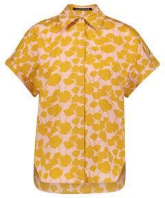 Damen Hemdbluse Kurzarm