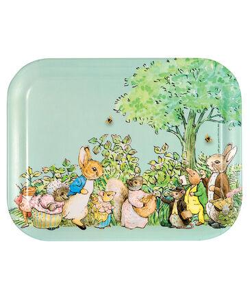 """Petit Jour Paris - Kinder Tablett """"Peter Hase"""""""