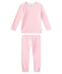 Mädchen Kleinkinder und Kinder Pyjama zweiteilg