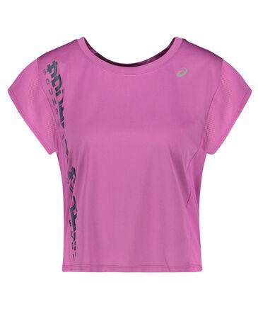 """Asics - Damen Laufshirt """"SMSB Run S/S Top"""" Kurzarm"""