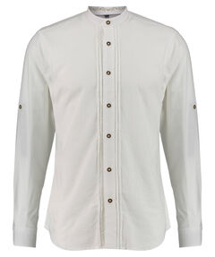 Herren Trachtenhemd Perfect Fit Langarm