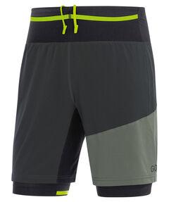 "Herren Laufshorts ""Fusion 2in1 Shorts"""