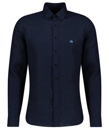 Etro - Herren Leinenhemd Slim Fit Langarm