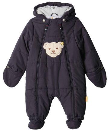 Steiff - Mädchen und Jungen Baby Schneeanzug