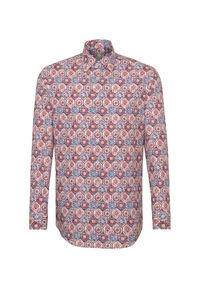 Herren Businesshemd Custom Fit Langarm