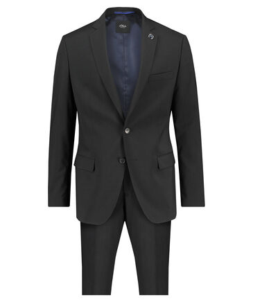 s.Oliver Black Label - Herren Anzug Regular Fit