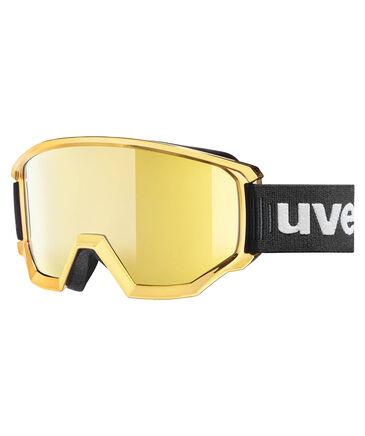 "Uvex - Herren Skibrille ""athletic FM chrome"""