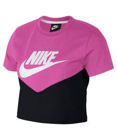"""Damen T-Shirt """"Heritage"""" Cropped"""