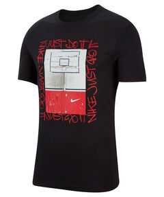 "Herren Basketball T-Shirt ""Dri Fit Hoop Photo"""