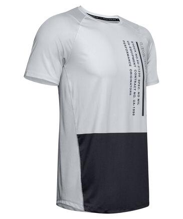 "Under Armour - Herren Trainingsshirt ""MK1 SS Colorblock"""