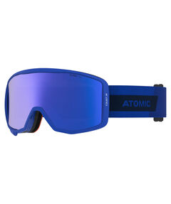 "Kinder Skibrille ""Count JR Cylindrical"" Blue"
