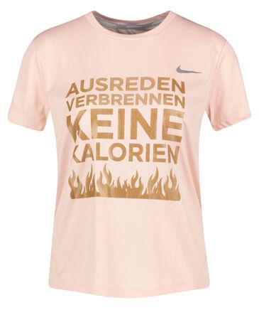 """Nike - Damen Laufshirt """"Ausreden verbrennen keine Kalorien"""""""