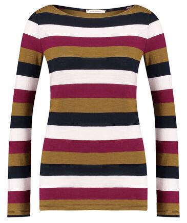 Marc O'Polo - Damen Shirt Langarm