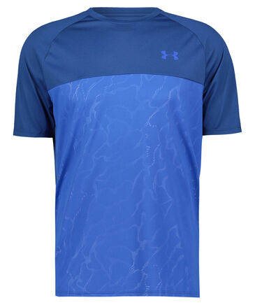 "Under Armour - Herren Trainingsshirt ""UA Tech 2.0 Emboss"" Kurzarm"