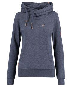 "Damen Sweatshirt mit Kapuze ""Sarah A"""