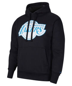 "Herren Sweatshirt ""NBA Los Angeles Lakers City Edition"" mit Kapuze"