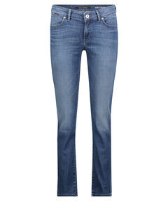 "Damen Jeans ""Alby"" Straight Fit Mid Waist"